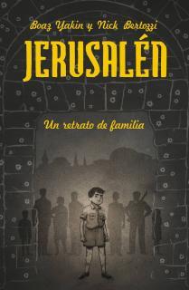 JERUSALEN UN RETRATO DE FAMILIA RUSTICA