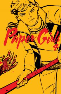 Paper Girls nº 04/30