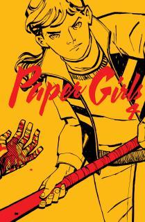 Paper Girls nº 04/30