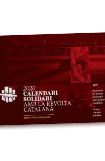 CALENDARI 2020 SOLIDARI AMB LA REVOLTA CATALANA