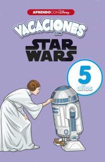 Vacaciones con Star Wars. 5 años (Aprendo con Disney)