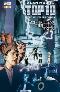Top 10: The Forty-Niners + Smax