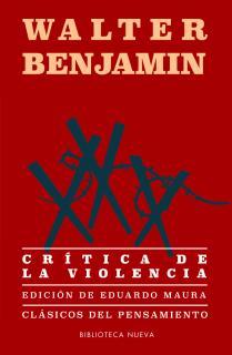 CRÍTICA DE LA VIOLENCIA