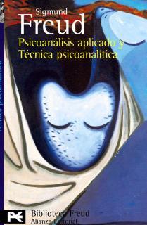 Psicoanálisis aplicado y técnica psicoanalítica