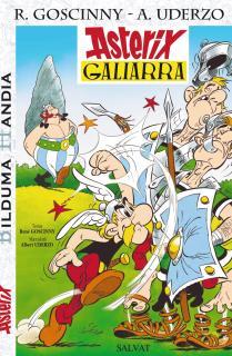 Asterix Galiarra. Bilduma Handia, 1