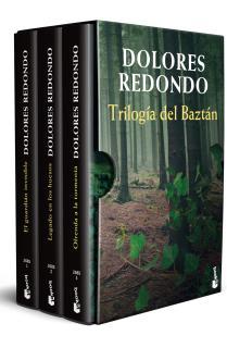 Estuche Trilogía del Baztán
