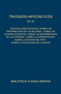 114. Tratados hipocráticos Vol. IV