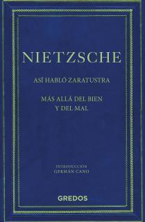 Así habló Zaratustra/Más alla del bien y del mal