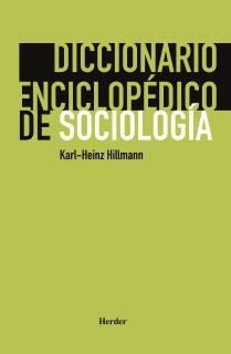 Diccionario enciclopédico de sociología