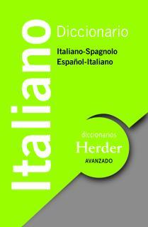 Diccionario Avanzado Italiano