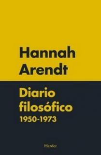 Diario filosófico 1950-1973