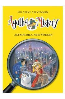 AGATHA MISTERY: ALTXOR BILA NEW YORKEN