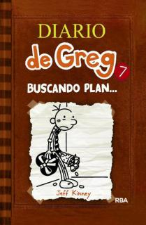 Diario de Greg 7: Buscando plan...