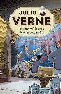 Julio Verne 4. Veinte mil leguas de viaje submarino.