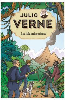 Julio Verne 10. La isla misteriosa.