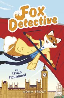 Fox detective 5. Un truco fantasmal.