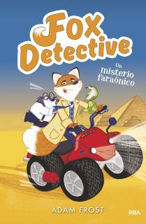 Fox detective 6: Un misterio faraónico