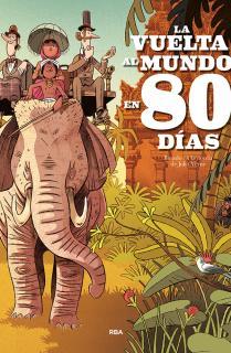 La vuelta al mundo en 80 días (álbum)