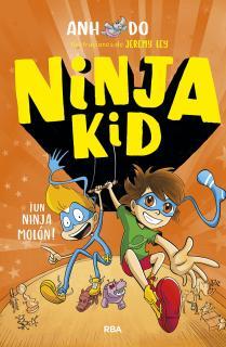 Ninja Kid 4. ¡Un ninja molón!