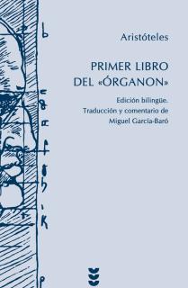 """El primer libro del """"Órganon"""""""