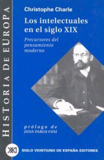 Los intelectuales en el siglo XIX