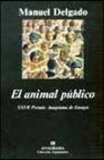 El animal público