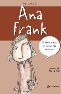 ME LLAMO… ANNA FRANK