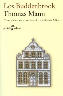 Los Buddenbrooks -nueva traducción - (bolsillo)