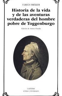 Historia de la vida y de las aventuras verdaderas del hombre pobre de Toggenburgo