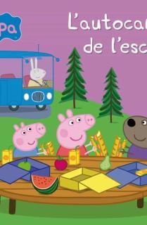 L'autocar de l'escola (Un conte de La Porqueta Pepa)