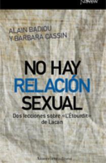 No hay relación sexual