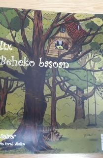 Beltx Beheko basoan