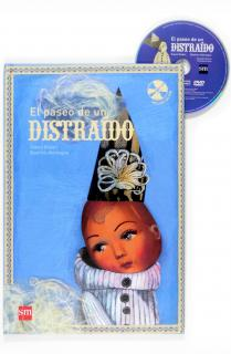 El paseo de un distraído + CD