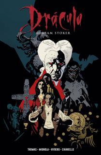 Drácula de Bram Stoker (edición en color)