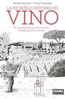 La increíble historia del vino