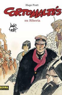 6. CORTO MALTÉS EN SIBERIA (COLOR)