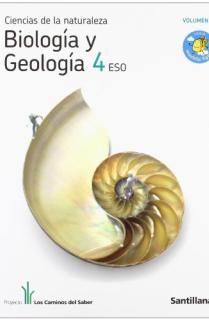 BIOLOGIA Y GEOLOGIA 4 ESO M. LIGERA LOS CAMINOS DEL SABER