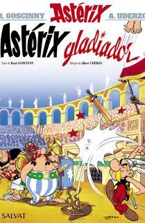 Astérix gladiador