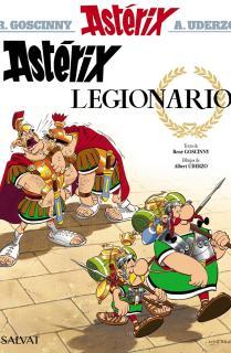 Astérix legionario