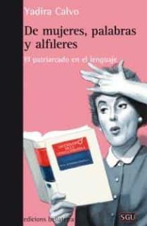DE MUJERES PALABRAS Y ALFILERES