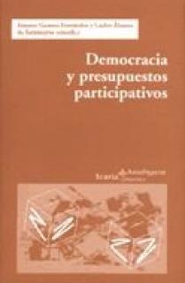 Democracia y presupuestos participativos