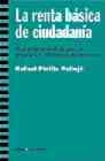 RENTA BASICA DE CIUDADANIA, LA