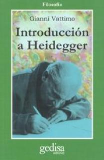 Introducción a Heidegger
