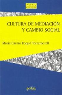 Cultura de mediación y cambio social