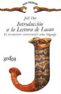 Introducción a la lectura de Lacan
