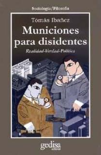 Municiones para disidentes