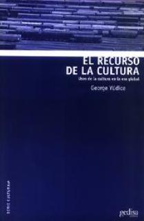 El recurso de la cultura