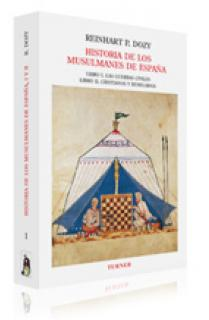 Historia de los musulmanes de España. Libros I y II