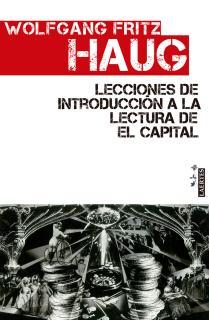 Lecciones de introducción a la lectura de El Capital