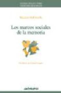 LOS MARCOS SOCIALES DE LA MEMORIA